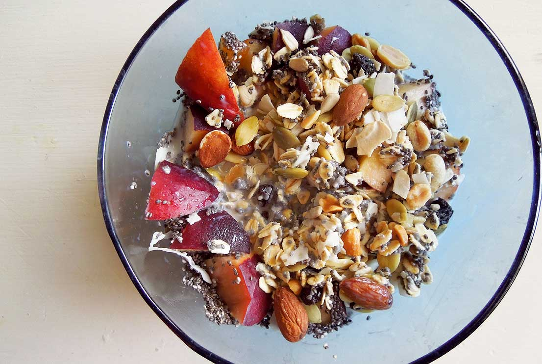The Chia Seed Breakfast Bowl | Cheer and Charm